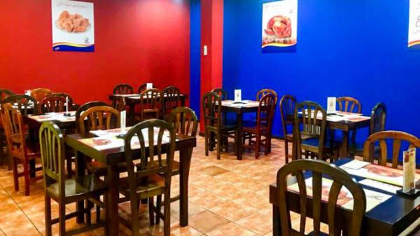 Vista del interior - Sabores Food & Bar, Las Rozas