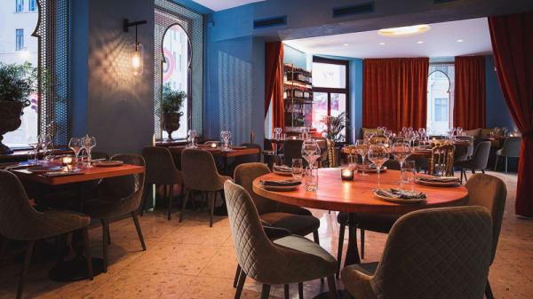 Rum - Beirut Cafe, Stockholm