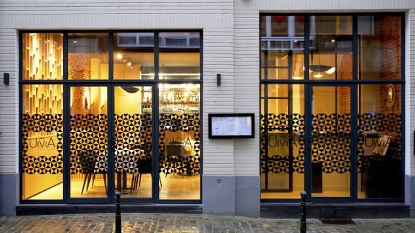 Uma, Brussels