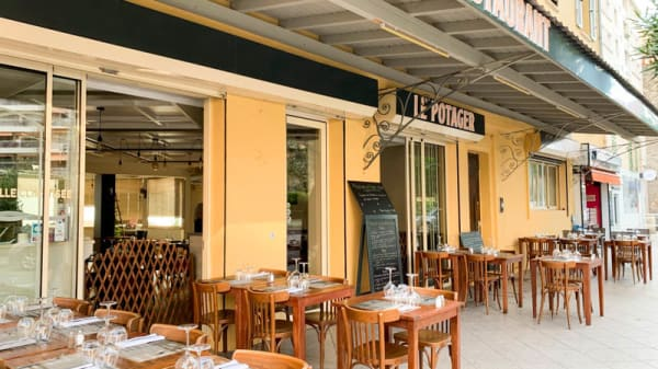 Terrasse - Le Potager, Antibes