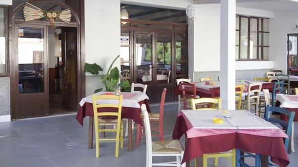Terrazza - Le Roselline, Cava