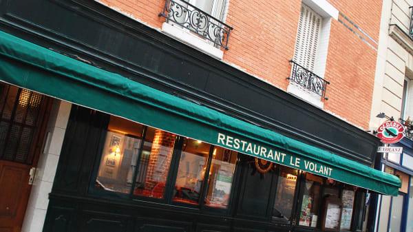 Bienvenue au restaurant Le Volant - Le Volant Basque, Paris