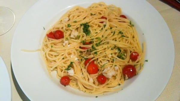Suggerimento dello chef - Hostaria Rialto, Siena