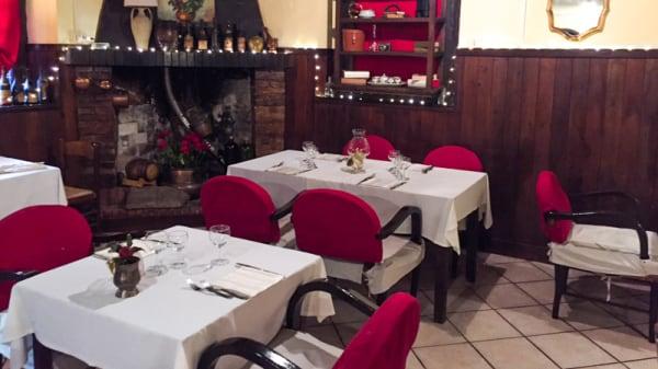 Sala - La Tavernetta, Rome