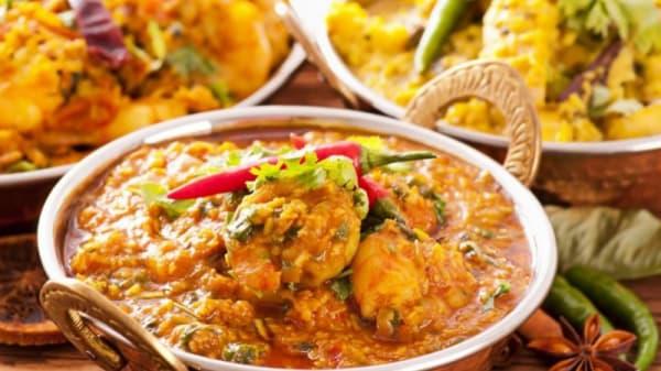Sugerencia de plato - Ivory Indian, Sotogrande
