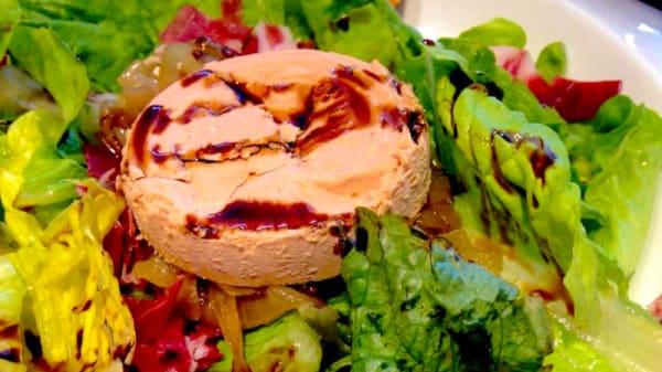 Sugerencia del chef - De Bon Guss, Llorenç Del Penedes