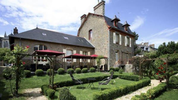 exterieur - Restaurant La Maison de la Marine, Cancale