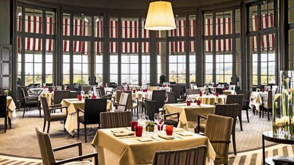 Vue salle - Le Lassay - Hôtel Barrière L'Hôtel du Golf, Deauville - Saint-Arnoult