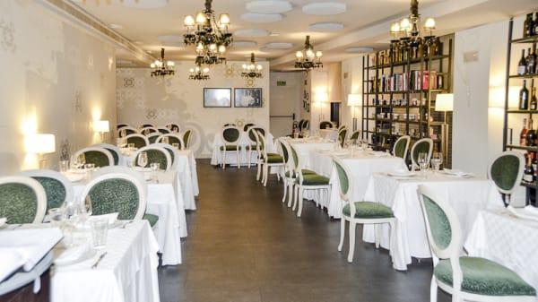 Vista comedor - Oleum, Granada