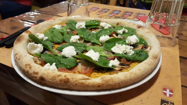 Suggestion du Chef - La Boca Pizzeria, Drumettaz-Clarafond