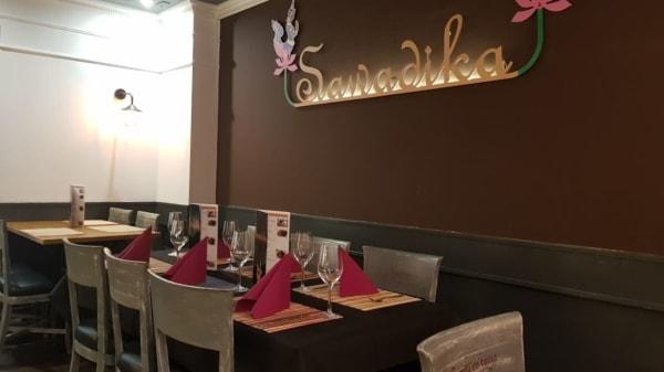 Sawadika, Zaragoza
