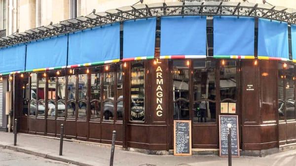 Entrée - l'Armagnac, Paris