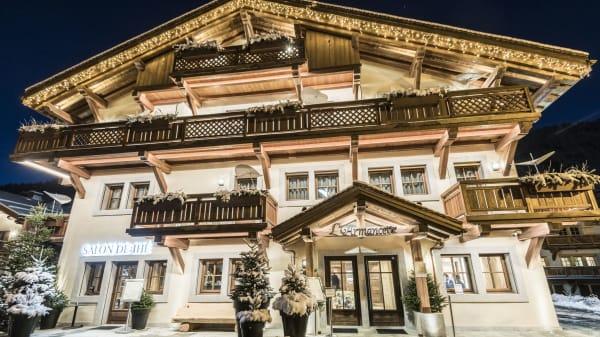 La Table d'Armante, Saint-Gervais-les-Bains
