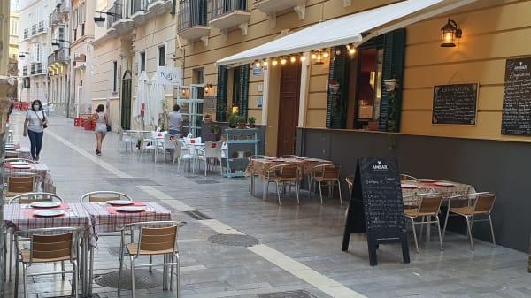 Vista Terraza - Los marangós, Málaga