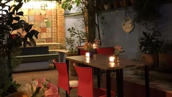Café no Jardim, São Paulo