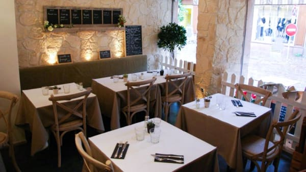 Het restaurant - La Cocotte de Grand Mère, Colmar