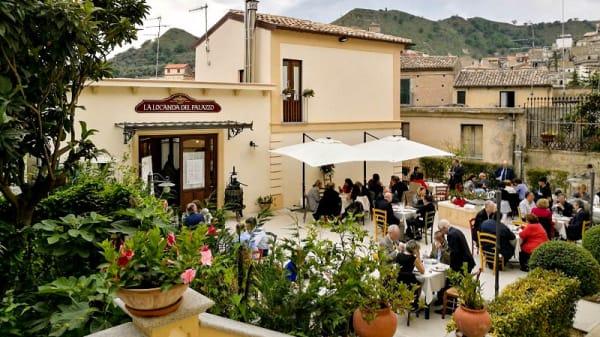 Terrazza - La Locanda del Palazzo, Gioiosa Ionica