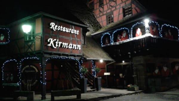 Restaurant - Restaurant Kirmann, Epfig