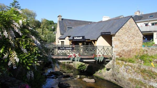 Terrasse - La Promenade - Restaurant, Pont-Aven