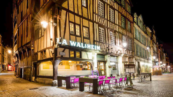 La Walsheim - La Walsheim, Rouen