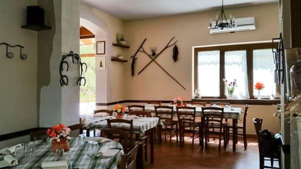 Interno - Agriturismo Masseria Serralta, Picerno