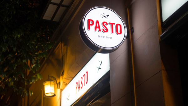 Entrada - Pasto, Madrid