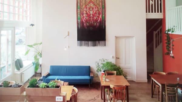 Het restaurant - No Man's Art Gallery & de Bar, Amsterdam