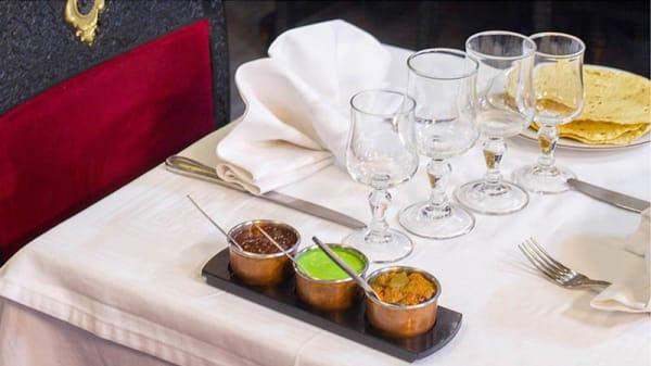 Suggestion du chef - New Aqib, Paris