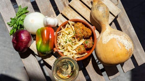 Arte Gaia restaurante, Artenara