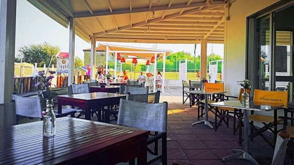 Terrazza - Saraghina - Beach and Restaurant, Lido di Dante