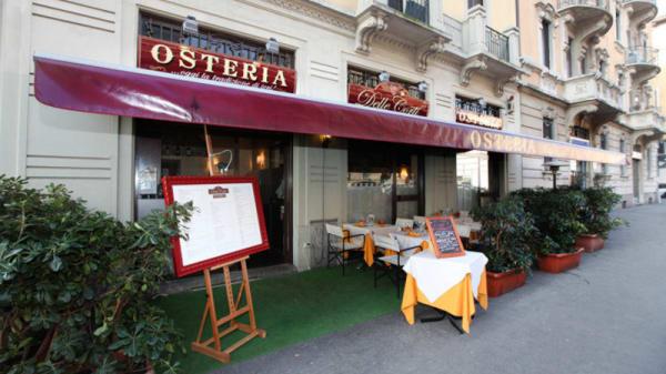 Cucina lombarda - Le Corti Osteria, Agrate Brianza