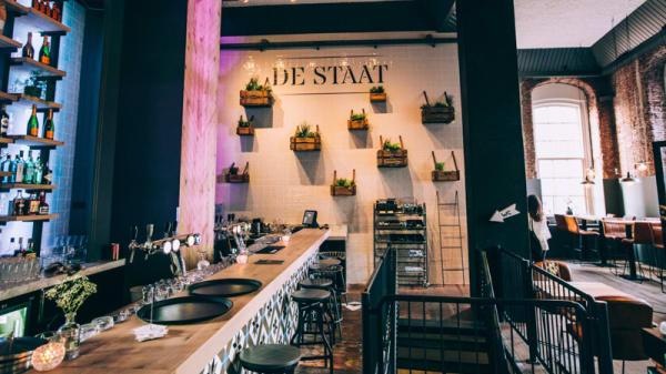 Restaurant - DE STAAT, Arnhem