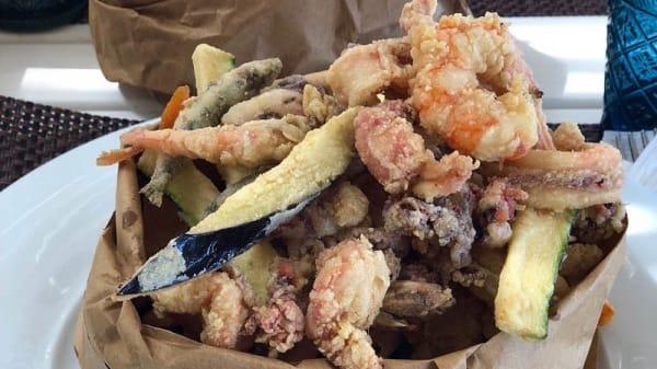 Suggerimento dello chef - Cala Sabina Sunset Beach & Restaurant, Golfo Aranci