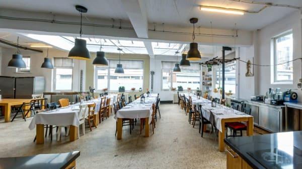 Het restaurant - Keizer Culinair Den Haag, Den Haag