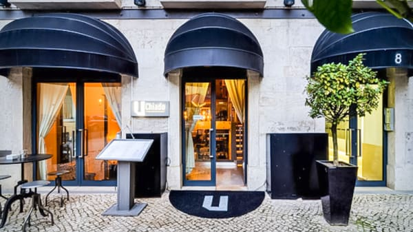 Fachada - U Chiado, Lisboa