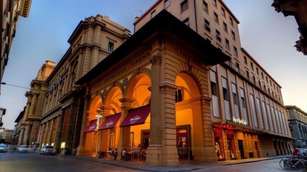 Hard Rock Cafe Firenze - Hard Rock Cafe Firenze, Florence