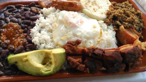 Sugerencia de plato - Sabor Latino, Málaga