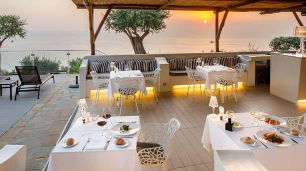 Terrazza - Scirocco Sunset Restaurant, Massa Lubrense