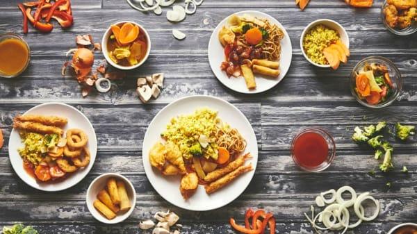 Forslag til retter - Asian Kitchen, Aalborg