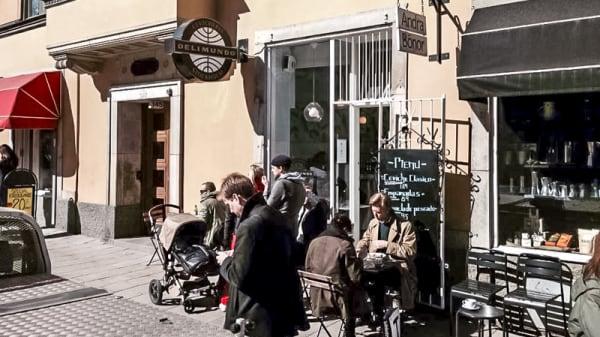 Terrace - Delimundo, Stockholm