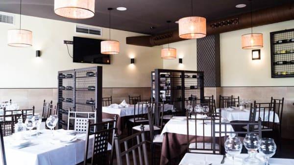 Vista sala - Ábara Restaurante, Arroyomolinos