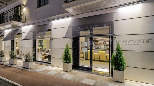 Fachada - La Brasserie - H10 Andalucía Plaza, Marbella