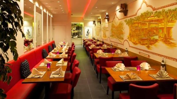 Het restaurant - Bangkok City Thai Gouda, Gouda