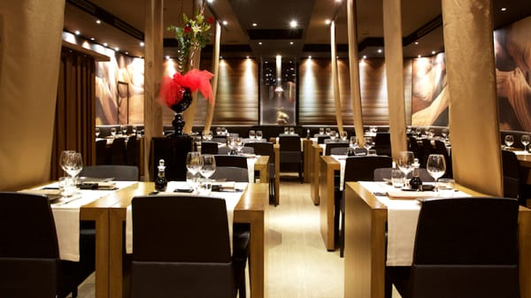 Vista della sala - Somo Restaurant, Rome