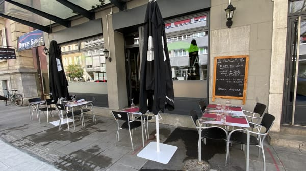 Restaurant Acacia - Charbonnades - Picanha, Genève