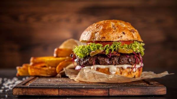 Principal - Tio Rex Burger, São Paulo