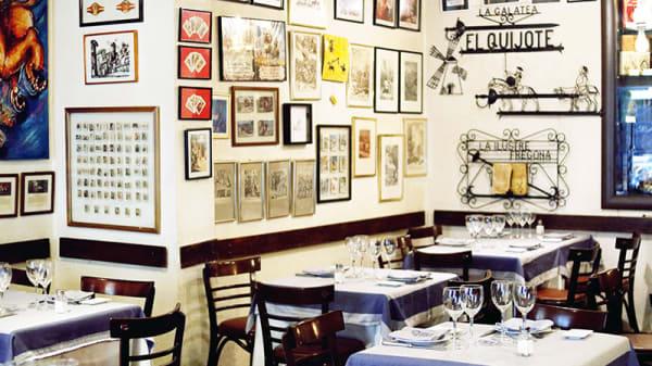 Sugerencia del chef - El Ingenio de Cervantes, Madrid