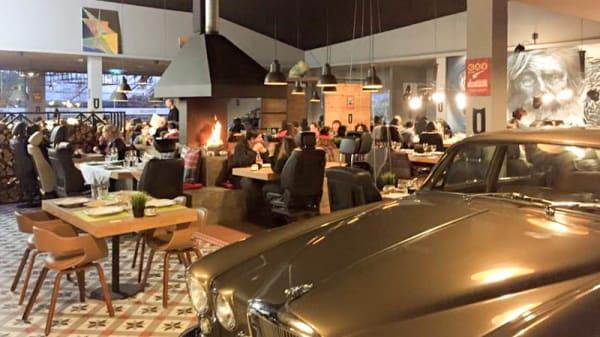 sala - Gatupardo - Life & Food, Aveiro