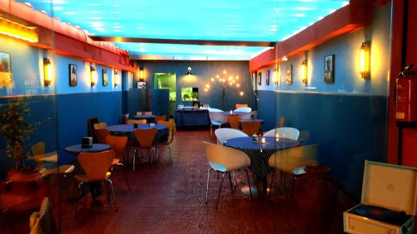 VIsta de la sala - Bar Gros, Calella