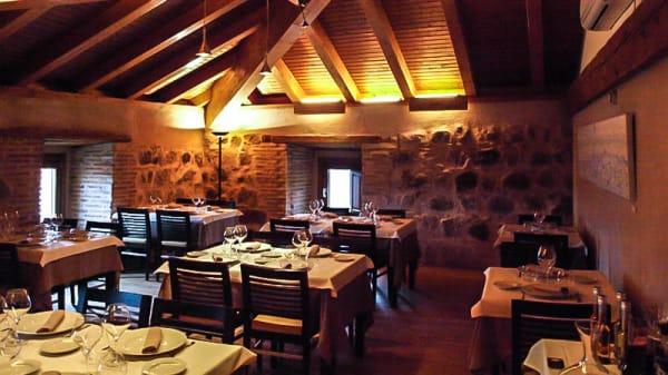 Vista sala - La Bruja - Hotel Las Leyendas, Ávila